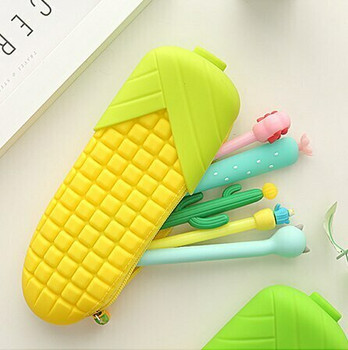 Fruits & Veggies Pencil Case | H2028