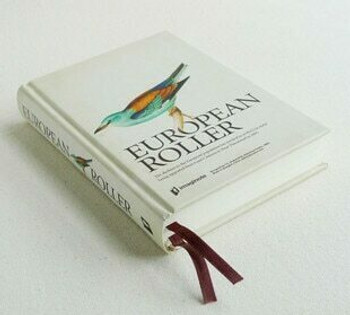 "Imagionte Sketch Book ""EUROPEAN ROLLER"" 11.9x15.9cm 320Pg | JI0022"