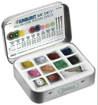 Sunburst All-In-One Assortment Kit | 83 Pieces | BRS-600.01
