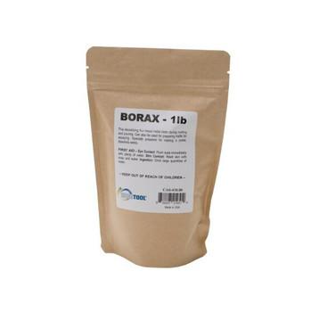 Borax   1lb Bag   CAS-410.00