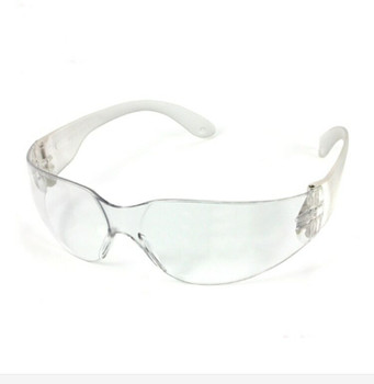 Clear Safety Glasses   GLS-120.40