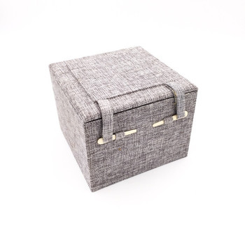 Fabric Bound Padded Gift Box | Large | Style A | FGBLA
