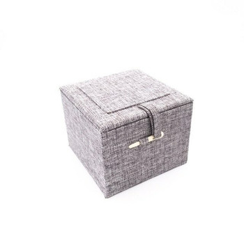 Fabric Bound Padded Gift Box | Medium | Style A | FGBMA