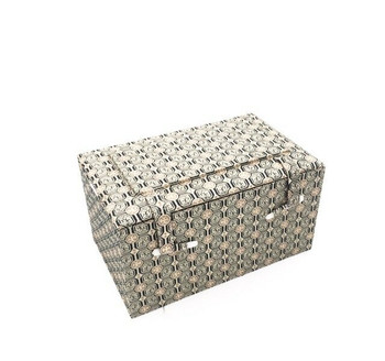 Fabric Bound Padded Gift Box | Small | Style C | FGBSC