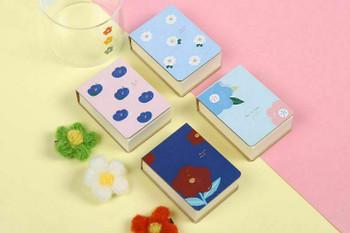 Joytop | Mini Sketchbook Blank Notebook| A7 3.3x8.3cm 250sheets | 9415