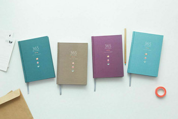 Joytop | 365 Planner A5S 13x18cm Notebook | 9403