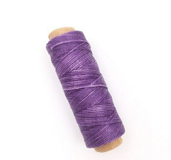 2mm Waxed Nylon Cord   Lilac Purple   Sold By 50m Spool   NCLP20