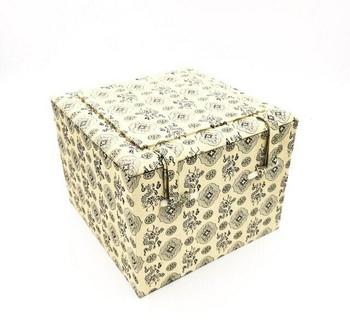 Fabric Bound Padded Gift Box | X-Large | Style B | FGBXLB