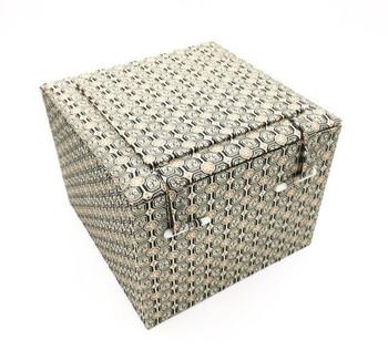 Fabric Bound Padded Gift Box | X-Large | Style C | FGBXLC