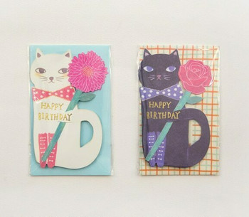 Bentoy | Pop-up Cat Birthday Card | H707909