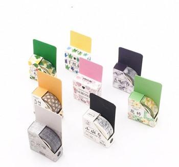 InfeelMe Washi Tape | Patterns | 15mm x 7m | 6921345P