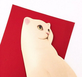 Little Cats Greeting Card   Cat 1   GC013