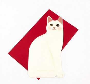 Little Cats Greeting Card   Cat 2   GC014