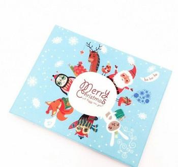 Mini Christmas Greeting Card   Style A   GC018