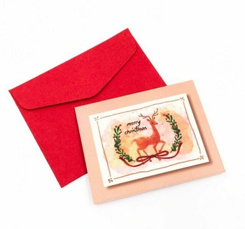 Mini Christmas Greeting Card   Style B   GC019