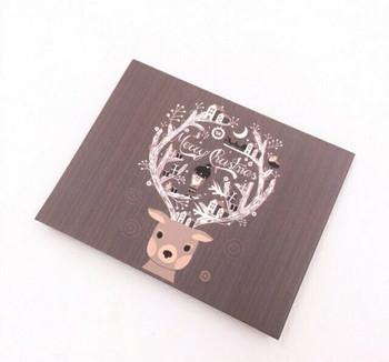 Mini Christmas Greeting Card | Style C | GC020