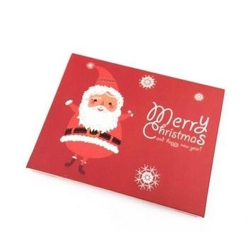 Mini Christmas Greeting Card   Style F   GC023