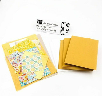 DIY Greeting Card Kit | Make 10 Unique Cards | POT11536