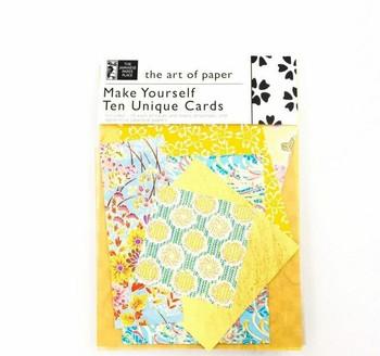 DIY Greeting Card Kit | Make 10 Unique Cards | POT11536