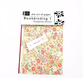 DIY 2-in-1 Bookbinding Kit | Pamplet Stitch | POT13599