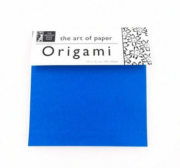 Origami Paper Pack | Solid Colours | 200 Sheets | 6 x 6"