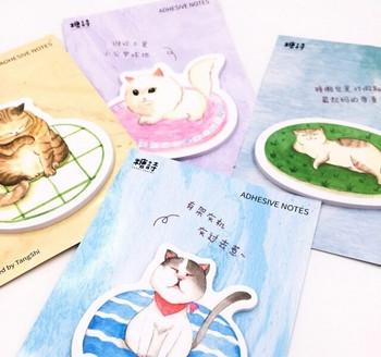 Cat Sticky Notes   6970840350181