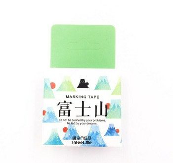 InFeelMe Washi Tape | Mountains | 15mm x 7m | 6921345282231