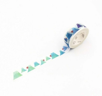 InFeelMe Washi Tape | Mountains | 15mm x 7m | 6921345282231