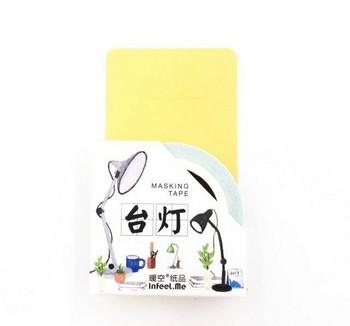 InFeelMe Washi Tape | Desk | 15mm x 7m | 6921345284020