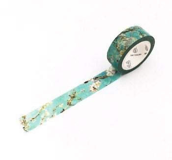 InFeelMe Washi Tape | Blossoms | 15mm x 7m | 6921345281074