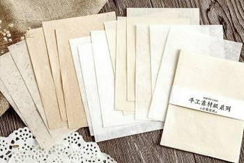 Craft Paper Stamping Dragon Mulberry Paper 15 Sheets | 6959776569706