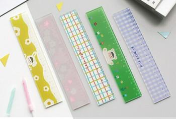 Note For Acrylic Ruler | Omelette | 6972595739976