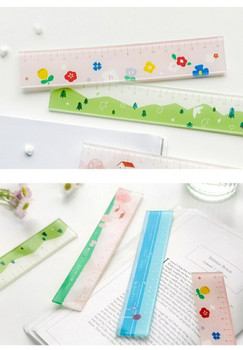 Note For Acrylic Ruler | Floral Path | 6973009512130