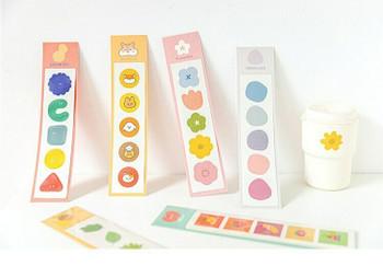 Lucky Sticker | Options | 10 Sheets Each | H20200785A