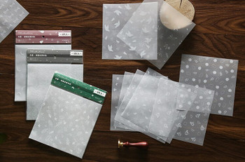 Vellum Paper Pack 8 Sheets | Options | H20200809A