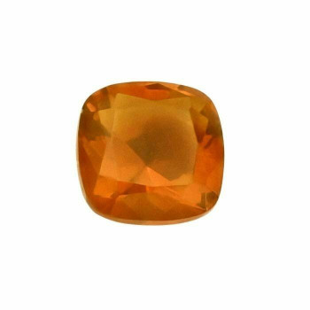 American Mined Lake County Fire Opal 4mm Cushion Faceted Stone | Sold by Each | 784500