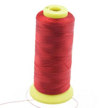 Nylon Cord | #6 (0.5mm)  | Dark Red | Sold by 600m Spool | NL0601