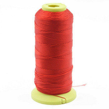 Nylon Cord | #15 (1.1mm)  | Bright Red | Sold by 250m Spool | NL1502