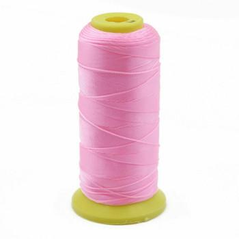 Nylon Cord | #3 (0.2mm) | Light Pink | Sold by 1500m Spool | NL0308