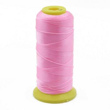 Nylon Cord | #12 (0.9mm) | Light Pink | Sold by 350m Spool | NL1205