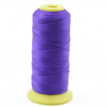 Nylon Cord | #6 (0.5mm) | Violet | Sold by 600m Spool | NL0607