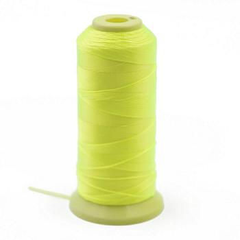 Nylon Cord | #12 (0.9mm) | Neon Yellow | Sold by 350m Spool | NL1210
