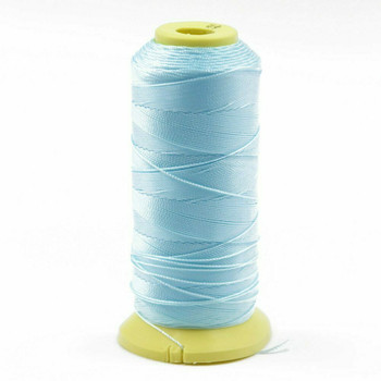 Nylon Cord | #6 (0.5mm) | Light Blue | Sold by 600m Spool | NL0610