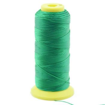 Nylon Cord | #3 (0.2mm) | Green | Sold by 1500m Spool | NL0314