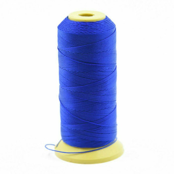 Nylon Cord | #12 (0.9mm) | Ultramarine Blue | Sold by 350m Spool | NL1214