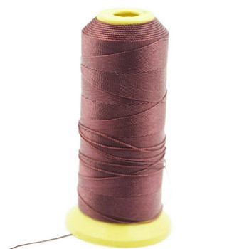Nylon Cord | #12 (0.9mm) | Brown | Sold by 350m Spool | NL1215