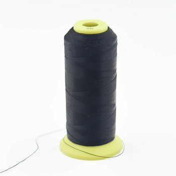Nylon Cord | #12 (0.9mm) | Black | Sold by 350m Spool | NL1219