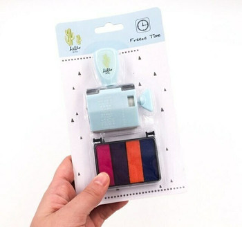 Dater Stamp | with Patterns & Messages | 6920556438901