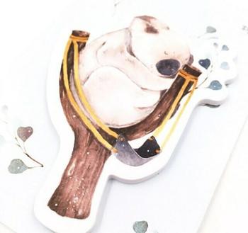 Candy Poetry Sticky Notes   Koala Bear   SN011