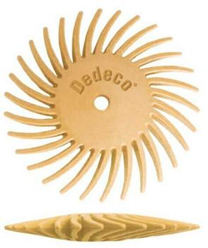 Sunburst 7/8'' Knife-Edge | Peach 6 Micron  | Sold by Each | BRS-640.80
